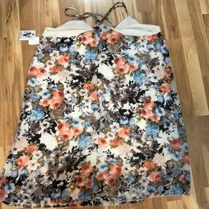 Vibe Dresses - Vibe Sportswear Floral Dress